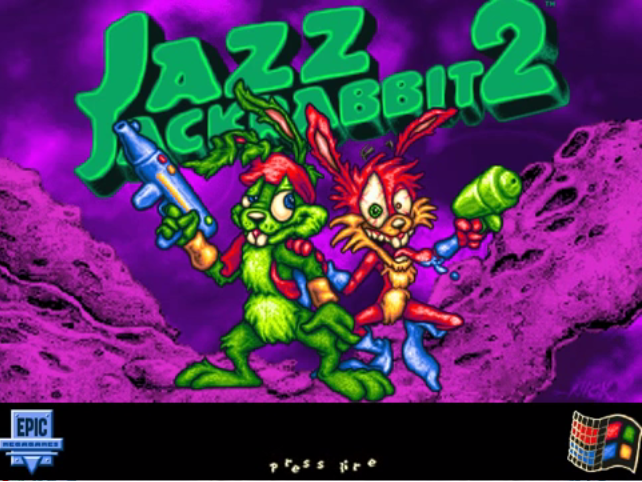 jazz jackrabbit 2 3