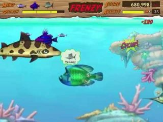 Feeding Frenzy 2 – Ep.5 – Barracuda Battle! [OUT NOW]